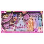 Кукла Defa Lucy с нарядами и аксессуарами
