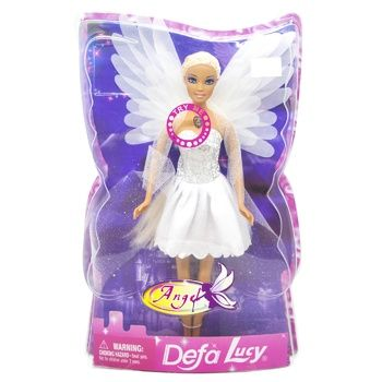 Defa Lucy Angel Doll - buy, prices for MegaMarket - image 1