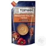 Горчица ТОРЧИН® Пикантно-острая с паприкой 115г