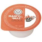 Ascania-Pack Mango-chili Sauce dip pot 60g