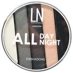 Набор теней для век LN Professional All Day All Night 02