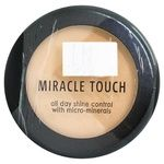 LN Professional Miracle Touch Facial Powder tone 202 12g