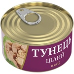 Fish Line Tuna in oil 95g - buy, prices for Novus - image 1