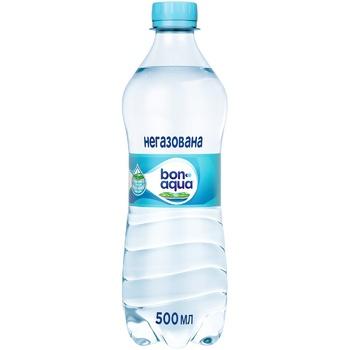 Bonaqua Natural Drinking Non-Carbonated Water 500ml