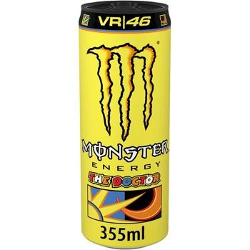 Напиток Monster Energy The Doctor безалкогольный сильногазированный энергетический ж/б 355мл - купить, цены на МегаМаркет - фото 1