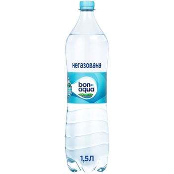 Bonaqua Natural Drinking Non-Carbonated Water 1,5l