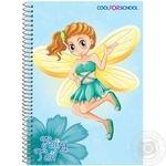 Блокнот Cool for School Fairy Taly А6 48 листов CF21205