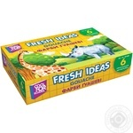 Фарба гуашева Fresh Ideas 6 кольорів арт. CF60180
