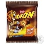 Nestle Lion Peanuts and Caramel Chocolate Candy 182g