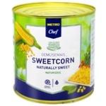 Кукуруза сахарная METRO Chef вакуумированная 2,65л
