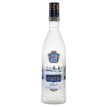 Водка Киев 40% 0,75л - купить, цены на Novus - фото 1