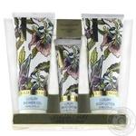 Набір Vivian Gray Wild Flowers Крем для рук 30мл & Лосьйон для тіла 100мл & Гель для душа 100мл