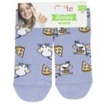 Шкарпетки жіночі Conte Happy 18С-227СП р.23-25 джинс