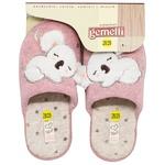 Взуття домашнє Gemelli дитяче Коала р.28-35 в асортименті