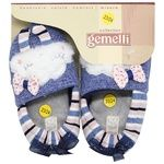 Gemelli Children's Home Slippers Cloud s.23-32 assortment
