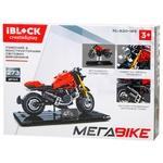 Игрушка Iblock Конструктор Мотоцикл PL-920-186