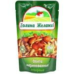 Dolyna Bazhanʹ Marinated mushrooms 200g