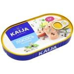 Лосось Kaija филе натуральное 170г