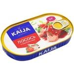 Лосось філе Кайджа в томатному кремі 170г