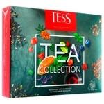 Набор чая Tess Collection 6 видов 60шт - купить, цены на Ашан - фото 2