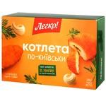 Legko! po-kyyivsky frozen cutlet 290g