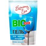 Eco Line Bio Active Soda Effect Dishwashing Liquid 450ml