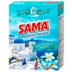 Порошок пральний SAMA безфосфатний 350г - купить, цены на Восторг - фото 1