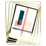 EVG Iron Photo Frame 10x15cm gold