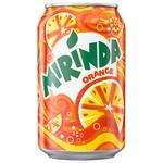 Напій газований Mirinda Апельсин 0,33л