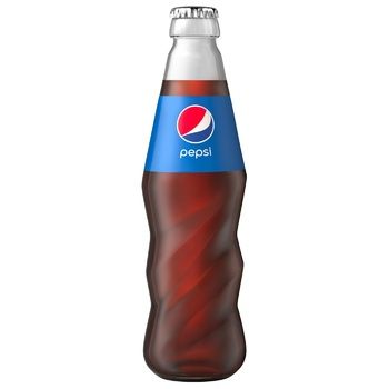 Напиток Pepsi 0,3л - купить, цены на Метро - фото 1