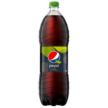 Напій газований Pepsi Лайм 2л - купити, ціни на Ашан - фото 1