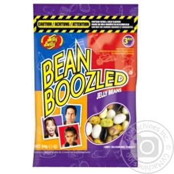 Конфеты Jelly Belly Гадкие бобы 4-ая версия 20 вкусов 54г - купить, цены на Novus - фото 1