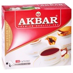 Akbar Black Tea 100pack*2g