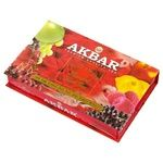Набор чая Akbar Fruit Fiesta 80шт*2г