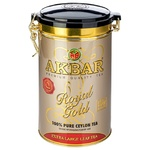 Black tea Akbar Royal Gold big leaf 150g