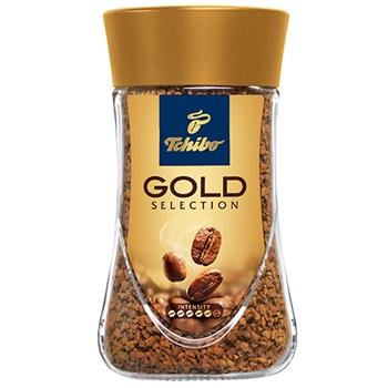 Кава Tchibo Gold Select розчинна 50г