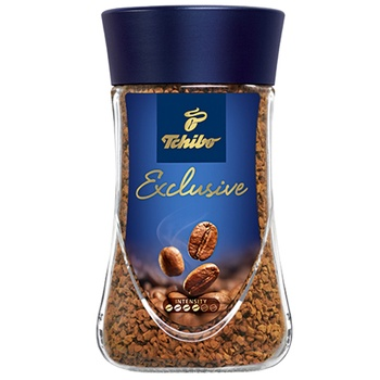 Tchibo Exclusive instant coffee 100g