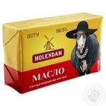 Масло Molendam Экстра сладкосливочное 82,5% 180г