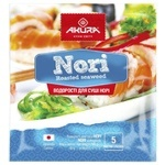 Akura Nori Seaweed for Sushi 5 sheets 14g