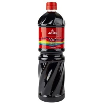 Akura Classic Soya Sauce 1l - buy, prices for Novus - image 1