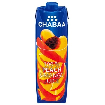Chabaa Mango and Peach Juice with Pulp 1l - buy, prices for Auchan - photo 1