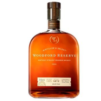 Віскі Вудфорд Резерв 43% 0,7л - купити, ціни на CітіМаркет - фото 1