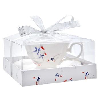 Tea Set Geese 2pcs