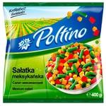 Смесь овощная Poltino Салат Мексиканский быстрозамороженная 400г