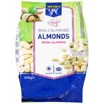 Metro chef almonds whole blanched 500g
