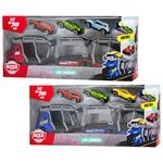 Dickie Toys Car Transporter with 3 Cars Toy 28cm