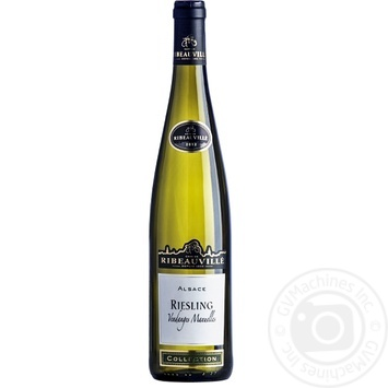 Cave de Ribeauville Riesling Wine  white dry  0.75l