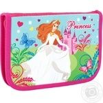 Cool For School Princess in White Solid Pencil Case