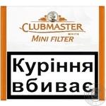 Сигари Clubmaster mini white filter 20 - купити, ціни на Novus - фото 2