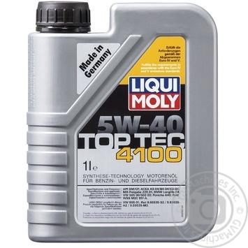Масло моторное Liqui Moly Top Tex 4100 5W-40 1л